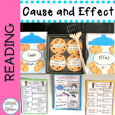 Reading Comprehension: Cookie Cause and Effect for first a