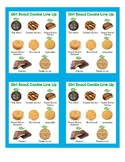 Cookie Chart for Girls