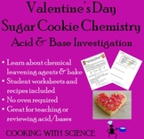 Cookie Chemistry: Acid and Base Lab with Leavening Agents