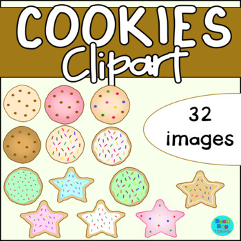 Cookies Clipart | Commercial Use