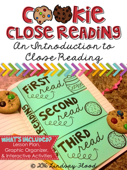 Cookie Close Reading