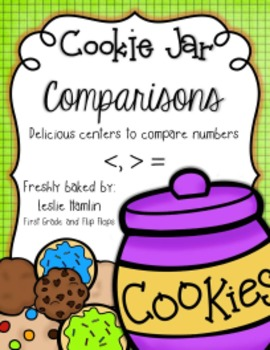 Cookie Comparisons! A Delicious Way to Compare Numbers