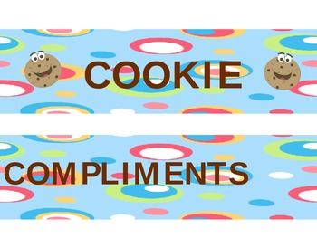 Cookie Compliment