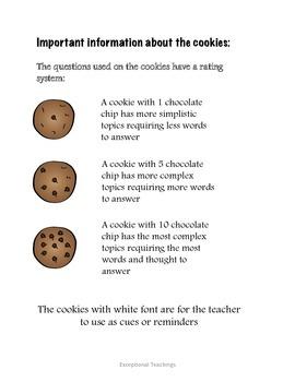 Cookie Conversation Starters