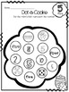 Cookie Count-Numbers 0-20, Counting On, Addititon and Subtraction