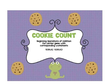 Cookie Count and Add