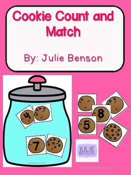 Cookie Count and Match