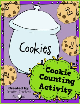 Cookie Counting Activity