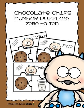 Cookie Counting Number Recognition 0 to 10