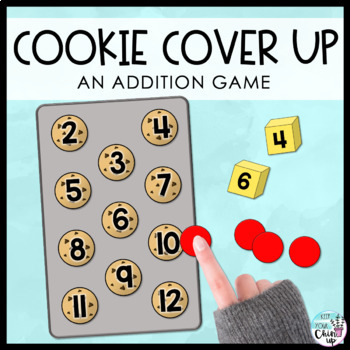 Cookie Cover Up (Addition game)