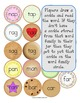 Cookie Craze A - Word Family Game for Word Families with an A Vowel