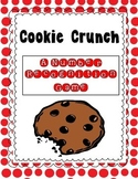Cookie Crunch!  A Number Recognition Math Center Game