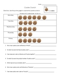 Cookie Crunch Picture Graph
