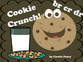 Cookie Crunch! br cr dr