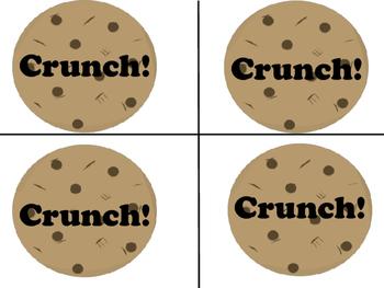 Cookie Crunch! fr gr pr tr