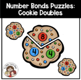 Cookie Doubles Number Bond Puzzles