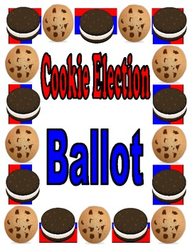 Cookie Election Ballot