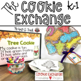 Christmas Cookies:  Read and Color
