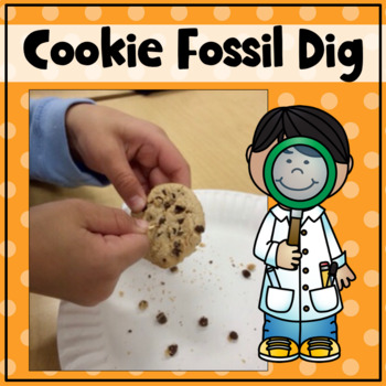 Cookie Fossil Dig