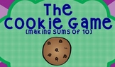 Cookie Game [Adding to Make Sums of 10]