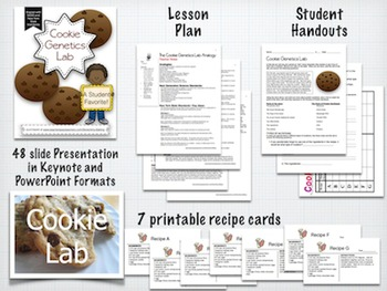 Cookie Genetics Lab (aligned with NGSS and New York State Standards)
