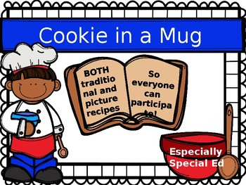 Cookie In a Mug