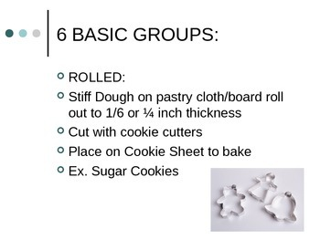 Cookie Information Power Point