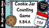 Cookie Jar Counting- Numbers 1-20