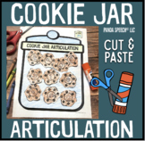Cookie Jar Articulation: A Speech Therapy Craft Activity