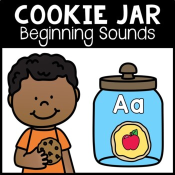 Cookie Jar Beginning Sound Sort