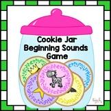 Cookie Jar Beginning Sound Sort Game