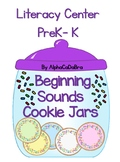 Cookie Jar Beginning Sounds