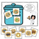 Cookie Jar Categories for Speech Therapy
