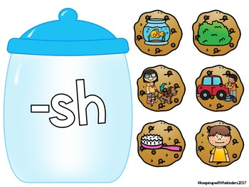 Cookie Jar Digraph Match