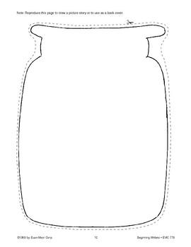 Cookie Jar (Make Books with Children)