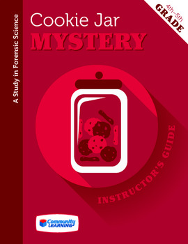 Cookie Jar Mystery L10 - Crack the Code: DNA