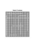 Cookie Jar Mystery - Module 2 Crossword Puzzle