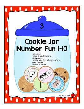 Cookie Jar Number Fun!