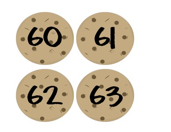 Cookie Jar Number Identification