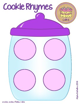 Cookie Jar Rhymes