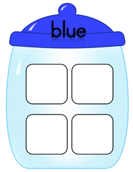 Cookie Jar Shapes Alphabet Colors and Numbers