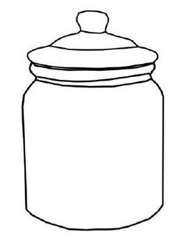 Cookie Jar Sight Words