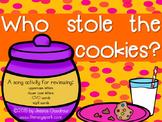 Cookie Jar Song Activity - Alphabet, CVC Words, Sight Words