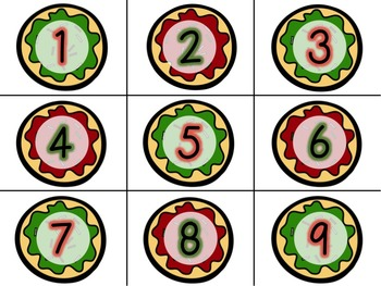 Cookie Jar Song Activity - Numbers 1 to 200