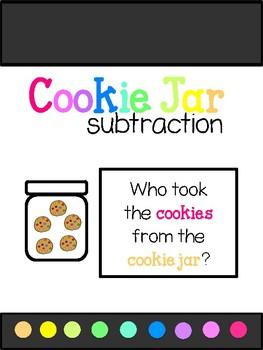 Cookie Jar Subtraction