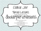 Cookie Jar - Tiered Math Activities