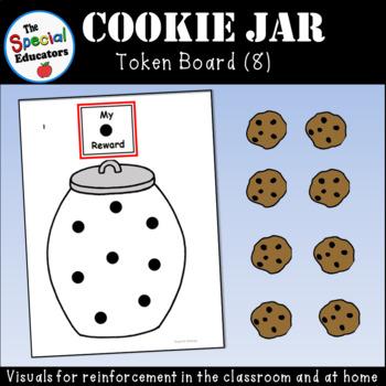 Cookie Jar Token Board (8)