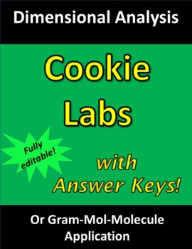 Dimensional Analysis Chemistry Worksheets & Teaching Resources   TpT