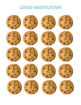 Cookie Manipulatives