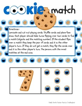 Cookie Match